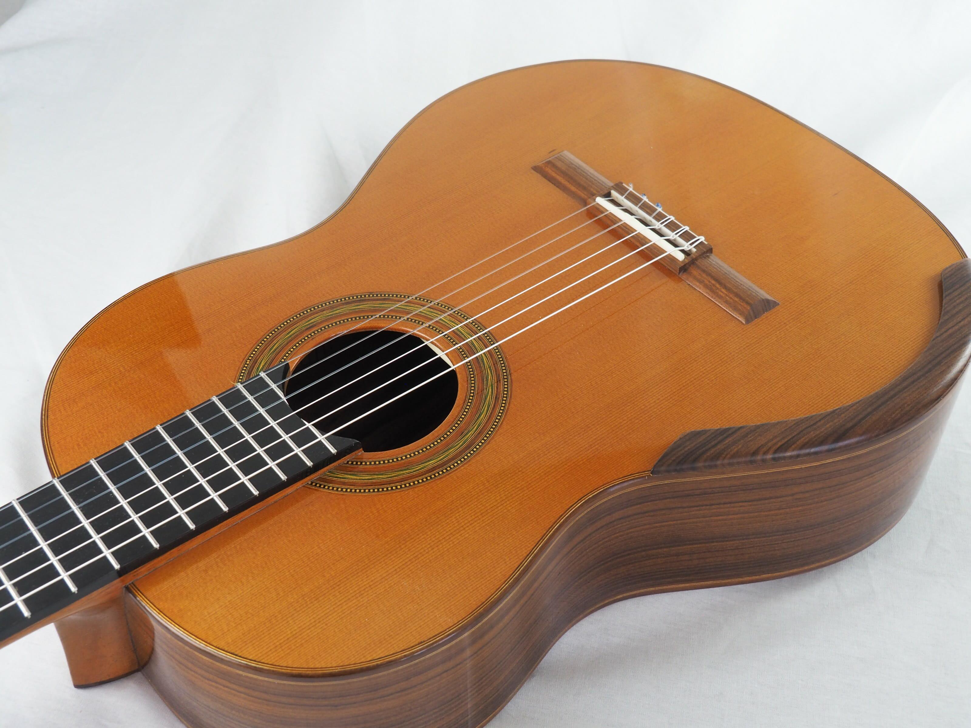 Stanislaw Partyka luthier guitare classique 2019 19PAR019-02