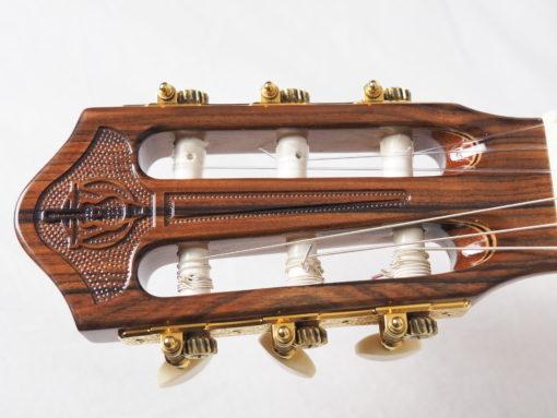 Guitare classique double-table Luthier Vasilis Vasileiadis