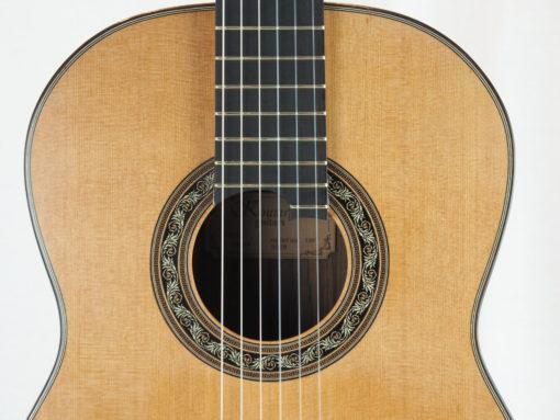 Charalampos Koumridis luthier www.guitare-classique-concert.fr No 138 19KOU138-08