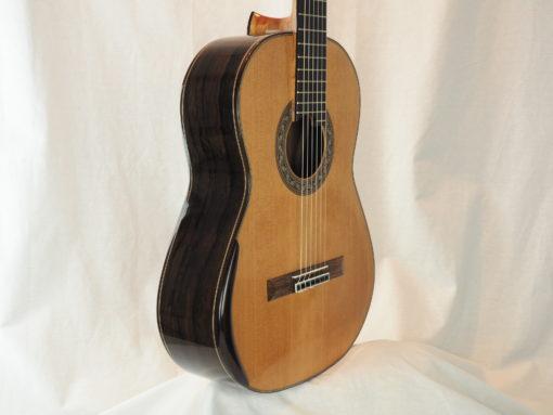Charalampos Koumridis luthier www.guitare-classique-concert.fr No 138 19KOU138-05