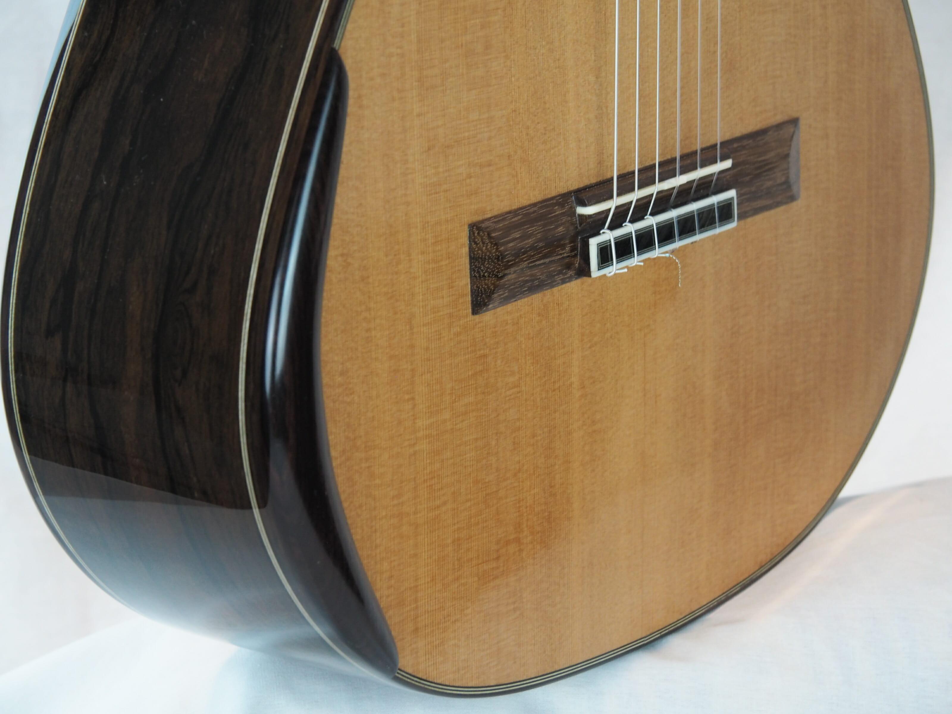 Charalampos Koumridis luthier www.guitare-classique-concert.fr No 138 19KOU138-03