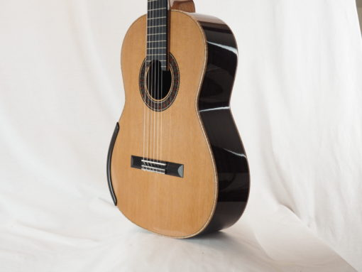 www.guitare-classique-concert.fr Luthier Martin Blackwell