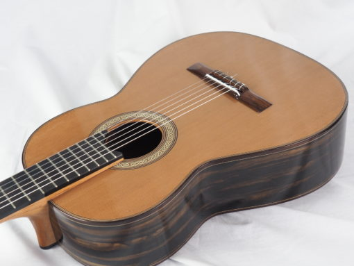 Michael O'Leary luthier guitare classique 19OLE237-03