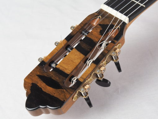 Michael O'Leary luthier guitare classique 19OLE237-01