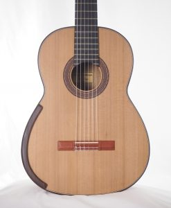 Greg Smallman & sons luthier guitare classique lattice