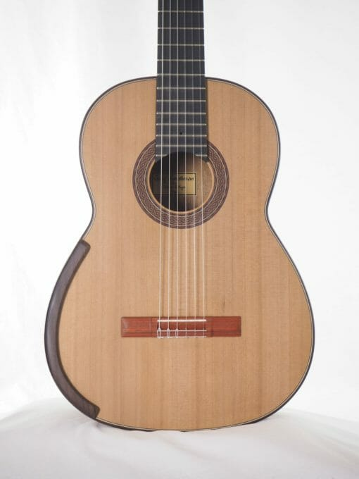 Greg Smallman & sons luthier guitare classique lattice