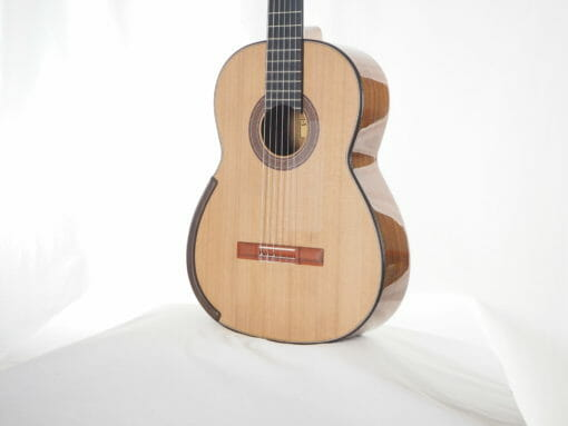 Greg Smallman & sons guitare classique de luthier lattice