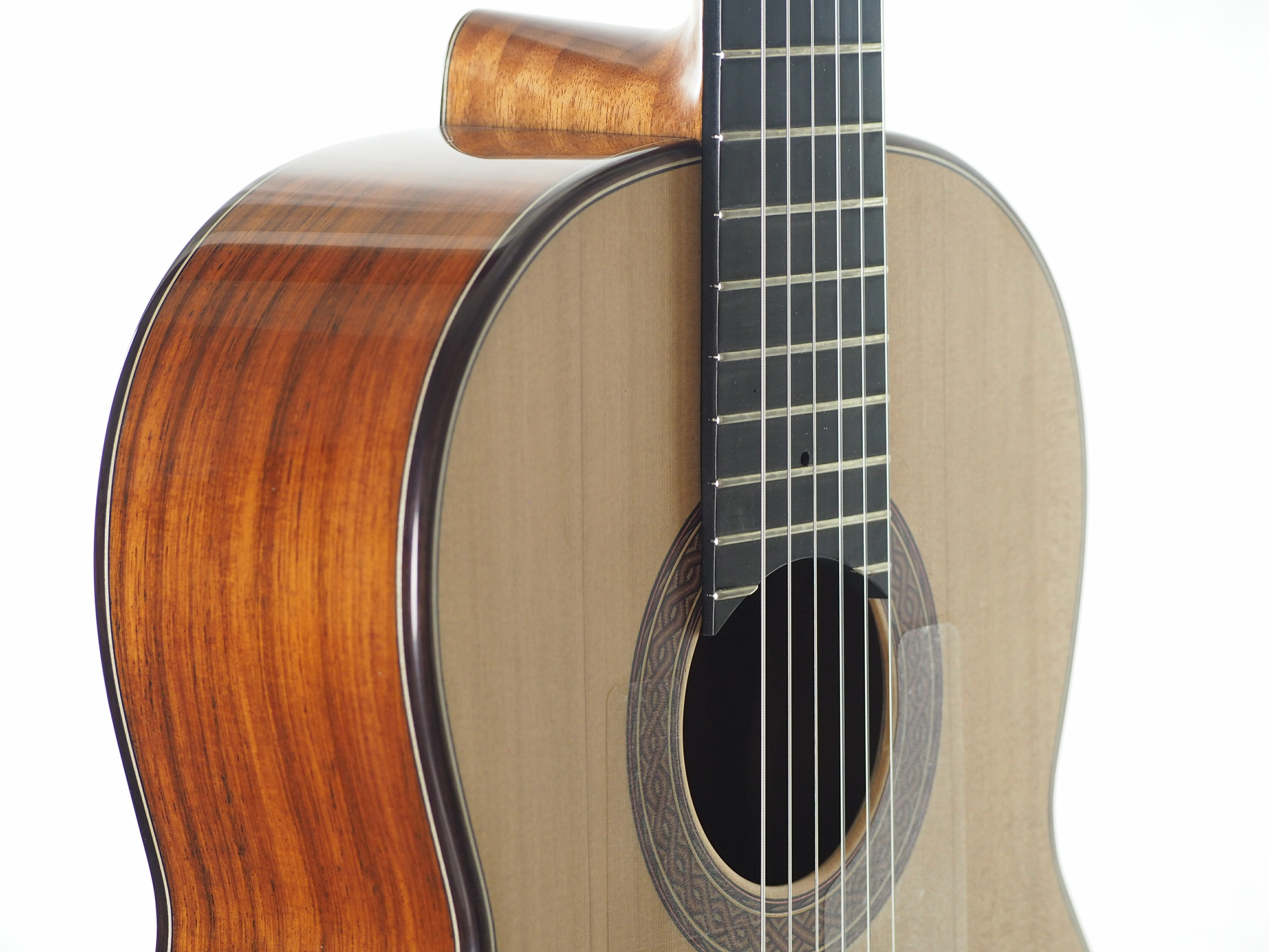 Greg Smallman & sons 2016 guitare classique de luthier barrage lattice