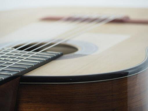 guitare classique du luthier Greg Smallman