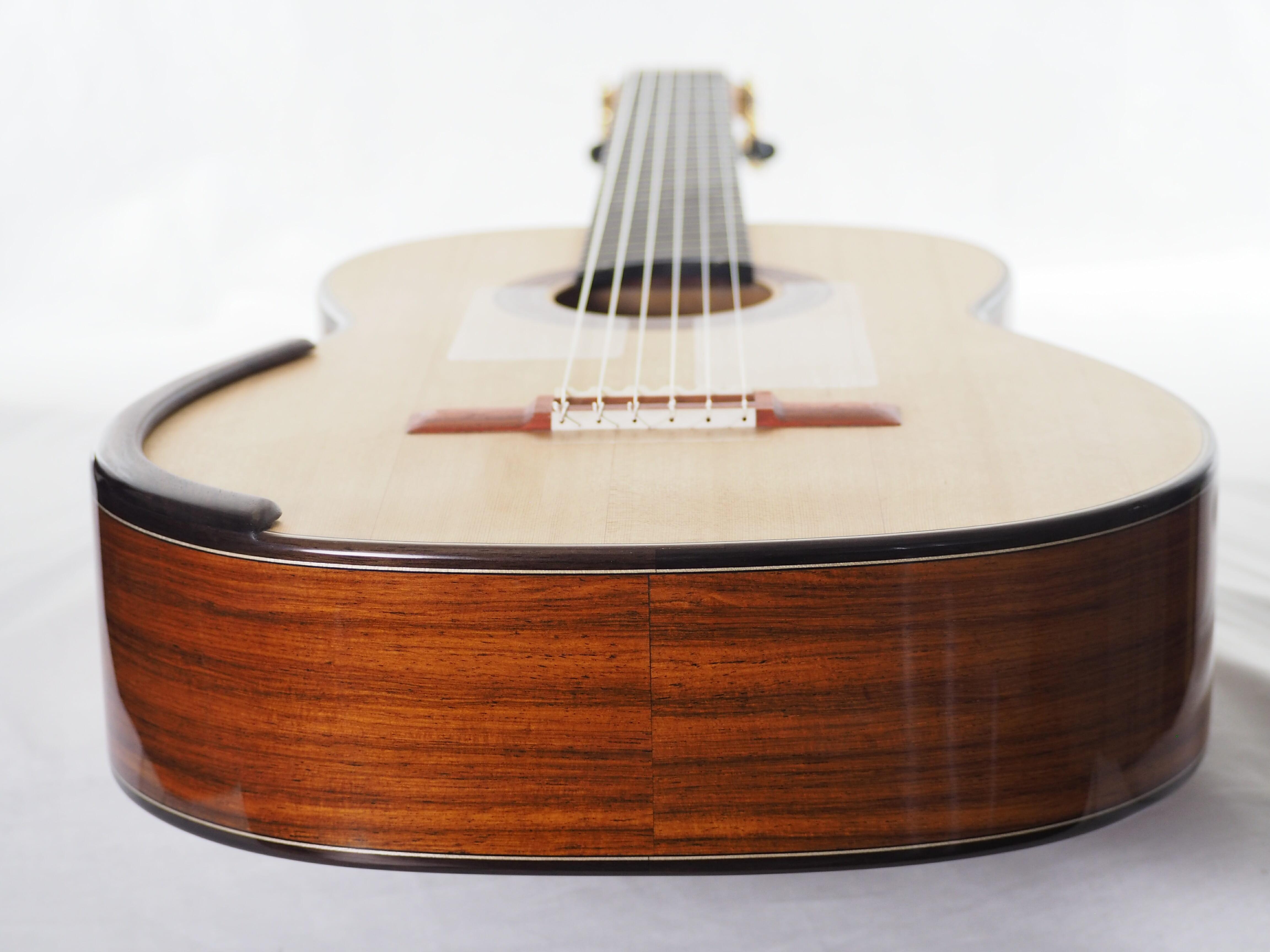 Greg Smallman & sons 2016 guitare classique de luthier barrage lattice