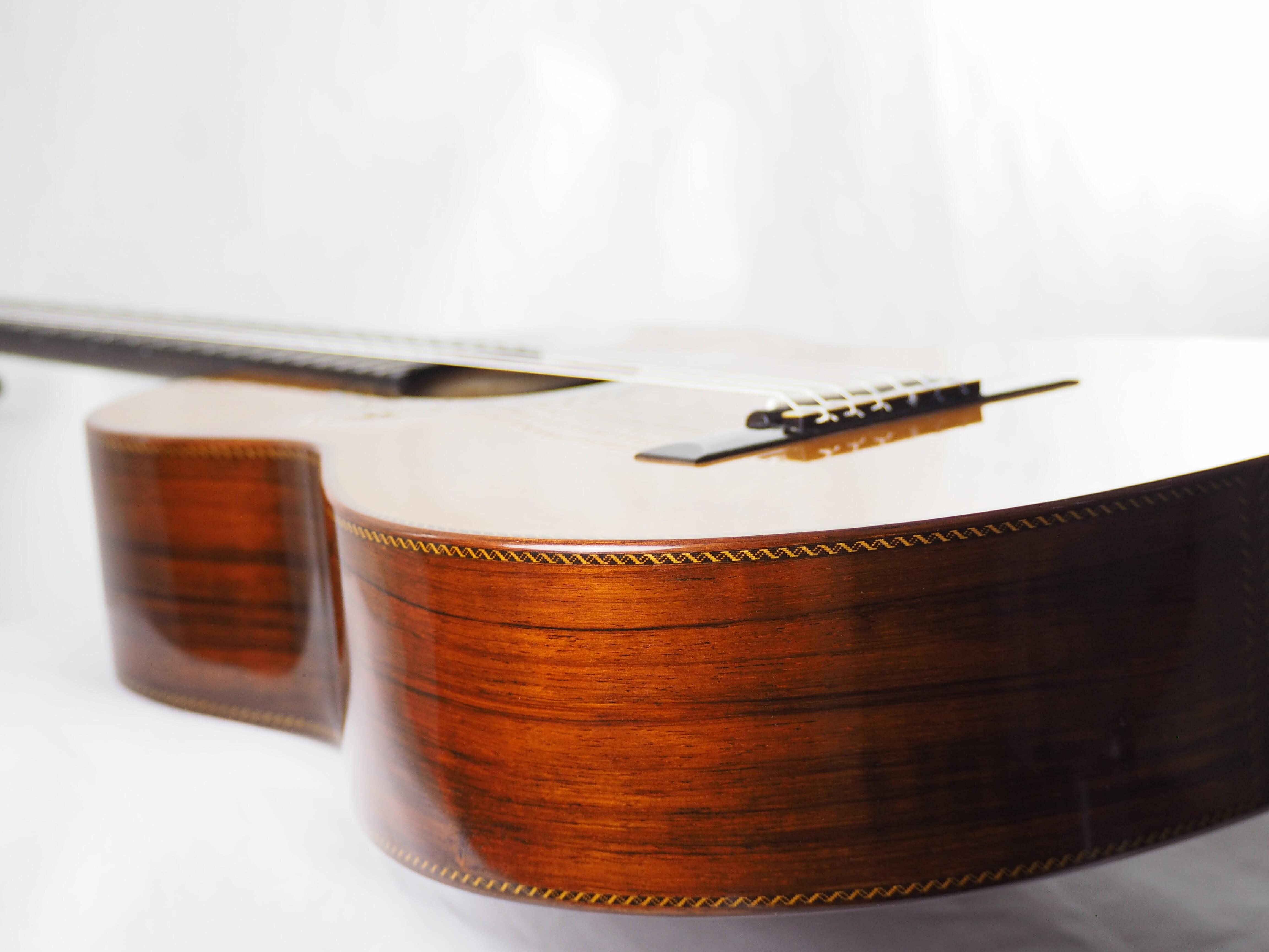 Dieter Hopf Portentosa evolucion 5043 guitare classique luthier