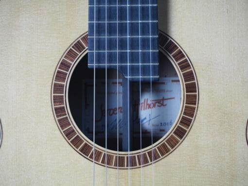 guitare classique luthier Jeroen Hilhorst Super-concert n° 118 16HIL118-09