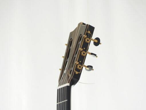 Guitare classique du luthier Jeroen Hilhorst n°118 double-table épicéa 16HIL118 -01