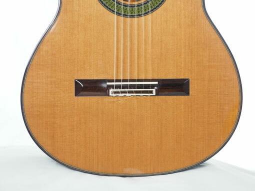 guitare classique luthier reza safavian