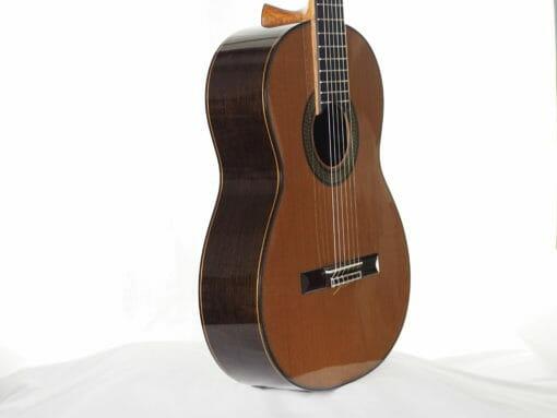 guitare classique du luthier Reza Safavian 17SAF001-02