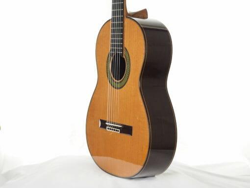 Guitare classique luthier Reza Safavian 17SAF001-04