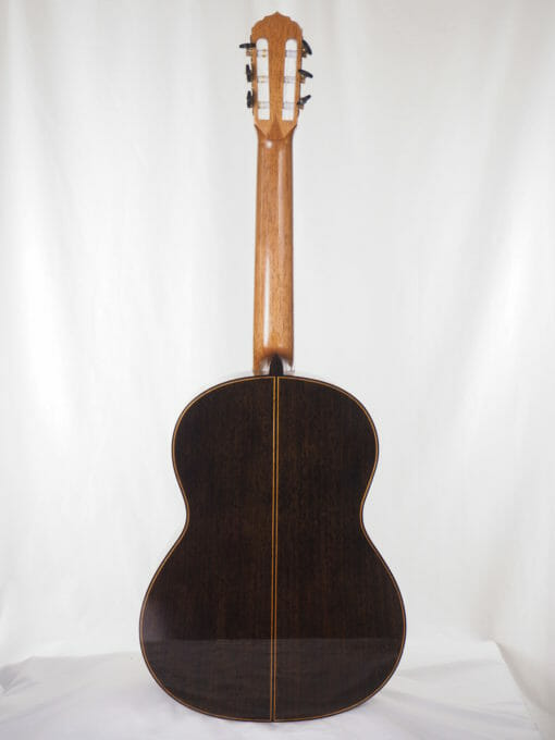 Guitare classique luthier Reza Safavia