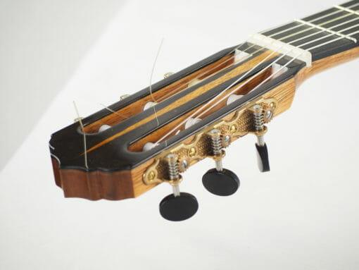 Guitare classique du luthier Reza Safavian