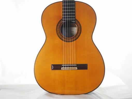 Masaru Kohno guitare classique modèle 20 1974