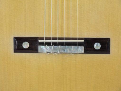 Guitare classique luthier Dominik Wurth copie Antonio Torres