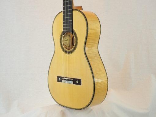 Guitare classique luthier Dominik Wurth copie Antonio Torres 19WUR016-07
