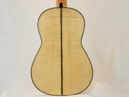 Guitare classique luthier Dominik Wurth copie Antonio Torres 19WUR016-09