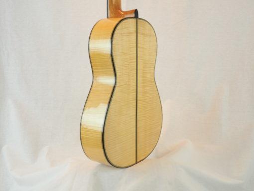 Guitare classique luthier Dominik Wurth copie Antonio Torres 19WUR016-10