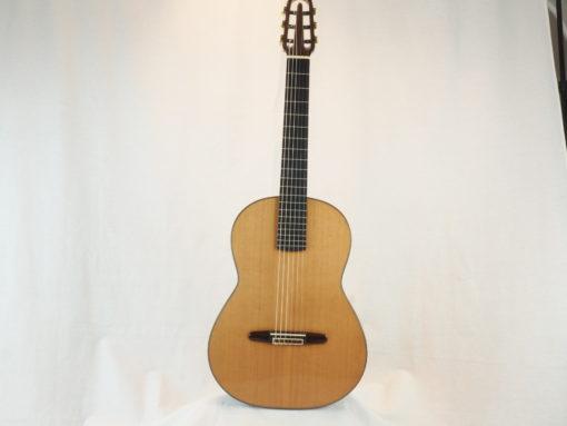 Guitare classique luthier Gérard Audirac 19AUD009-01