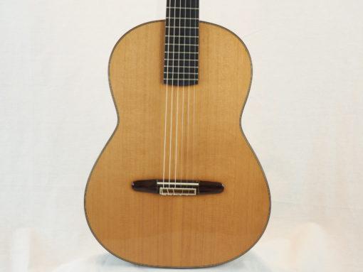 Guitare classique luthier Gérard Audirac 19AUD009-02