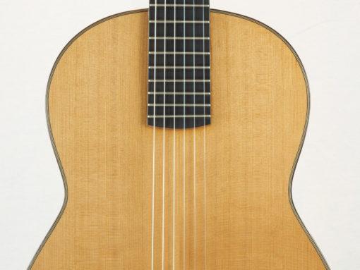 Guitare classique luthier Gérard Audirac 19AUD009-04
