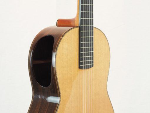 Guitare classique luthier Gérard Audirac 19AUD009-06