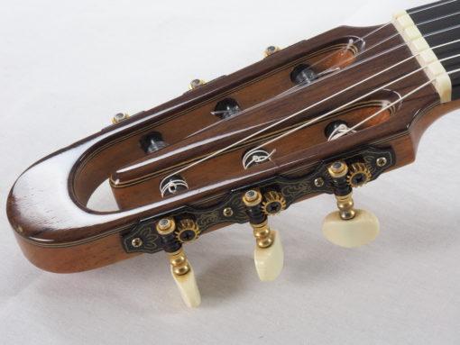 Guitare classique luthier Gérard Audirac 19AUD009-10