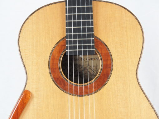 luthier Graham Caldersmith Guitare classique www.guitare-classique-concert.fr 19CAL111-02