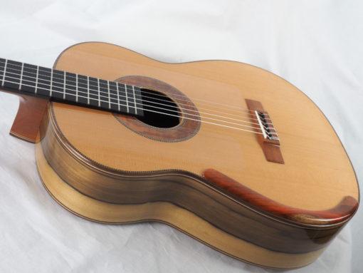 luthier Graham Caldersmith Guitare classique www.guitare-classique-concert.fr 19CAL111-07