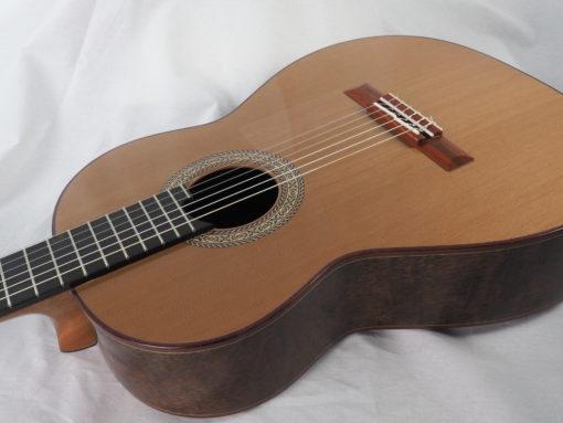 guitare classique Luthier John Price 18PRI380-02