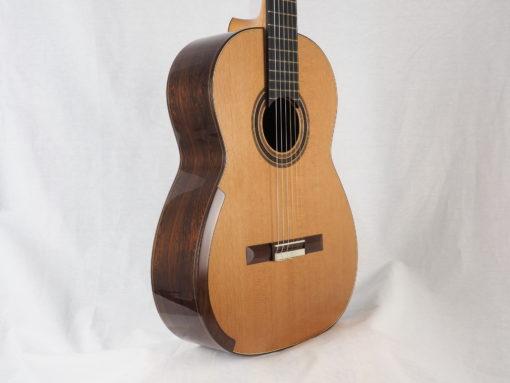 Luthier Zbigniew Gnatek guitare classique 2019-06