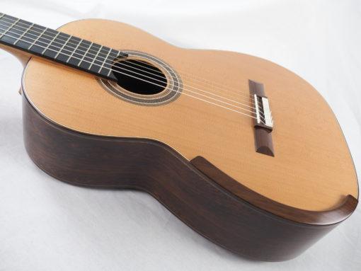 Luthier Zbigniew Gnatek guitare classique 2019-03