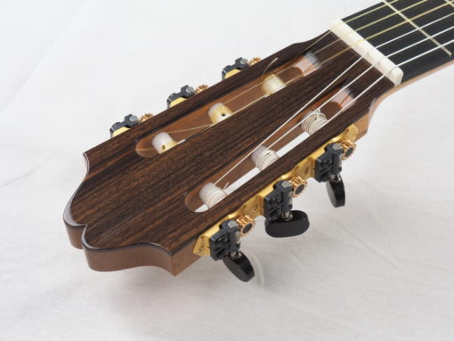 Luthier Zbigniew Gnatek guitare classique 2019-01