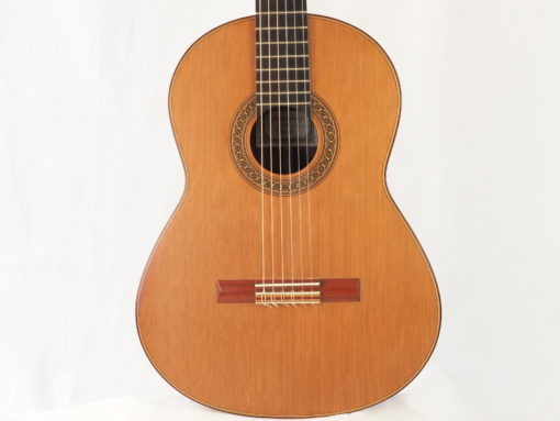 guitare classique luthier Jim Redgate 19RED007-12