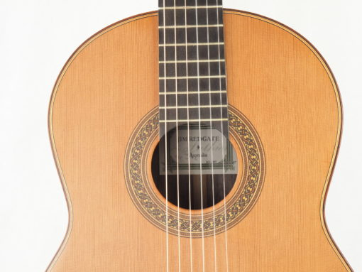 guitare classique luthier Jim Redgate 19RED007-11