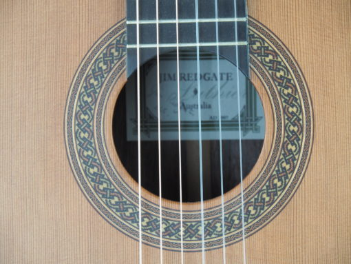 guitare classique luthier Jim Redgate 19RED007-08