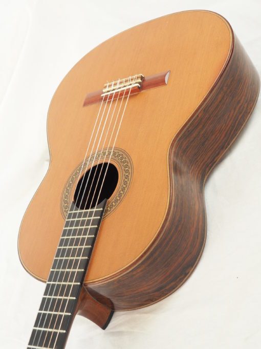 guitare classique luthier Jim Redgate 19RED007-03