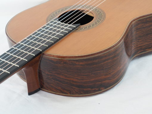 guitare classique luthier Jim Redgate 19RED007-01