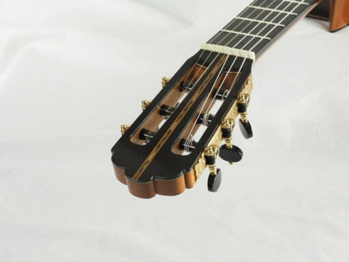 Gregory Byers lattice épicéa guitare classique luthier