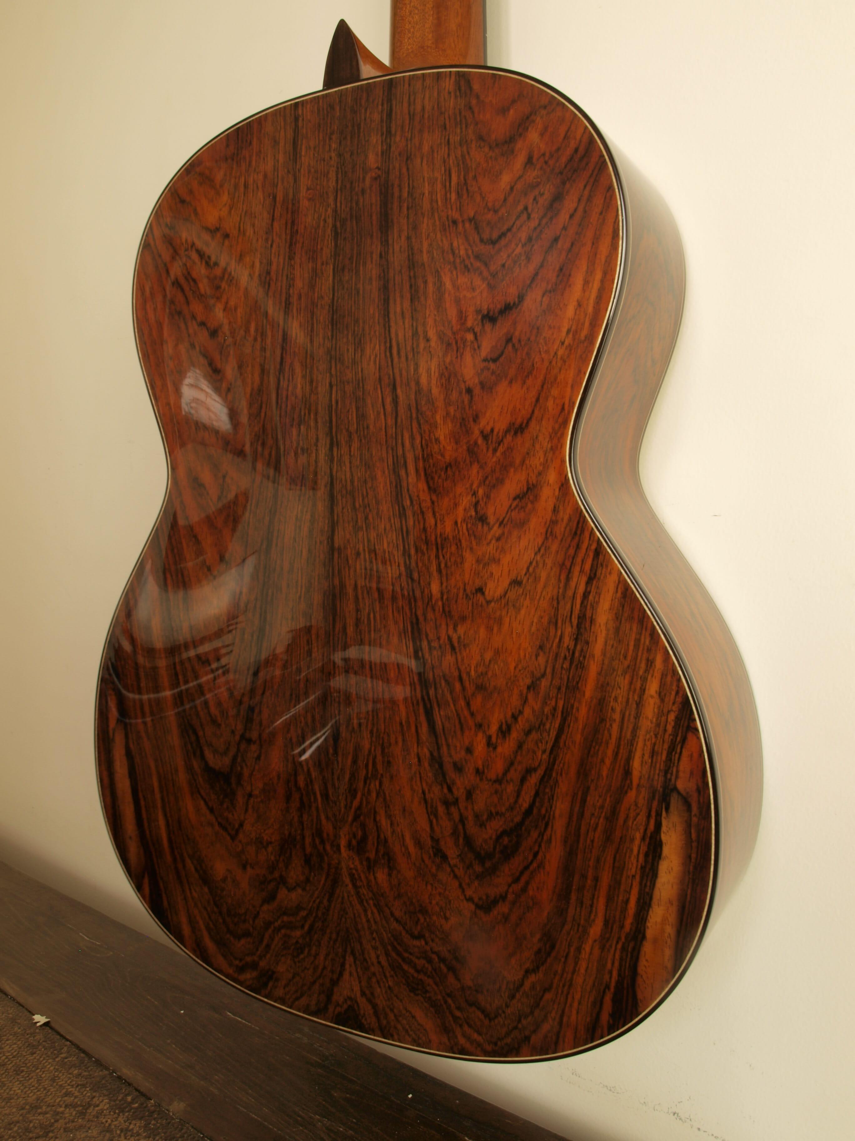 Luthier Jesse Moore guitare classique