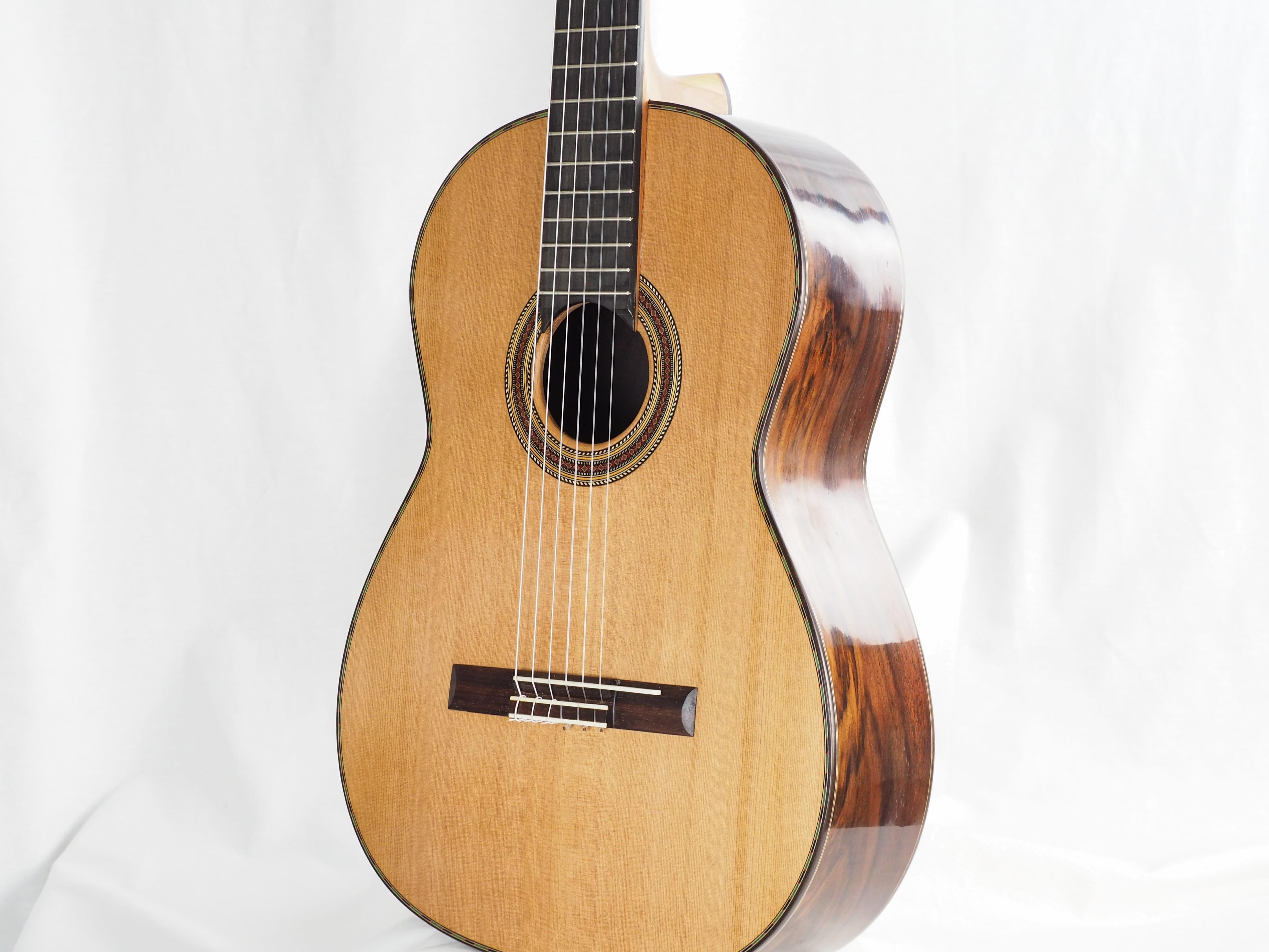 Ioannis Palaiodimopoulos guitare classique lattice