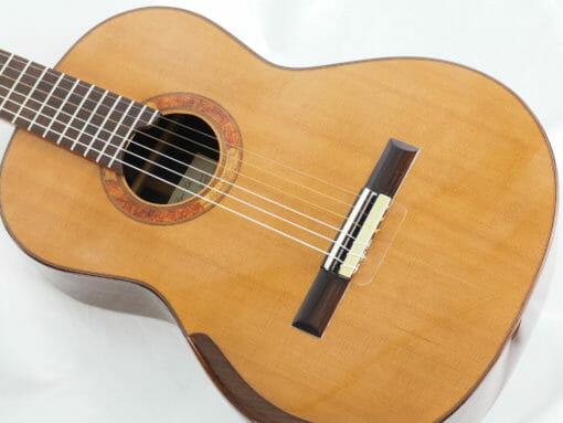 Guitare classique luthier Régis Sala Australe n°31 217SAL013-09