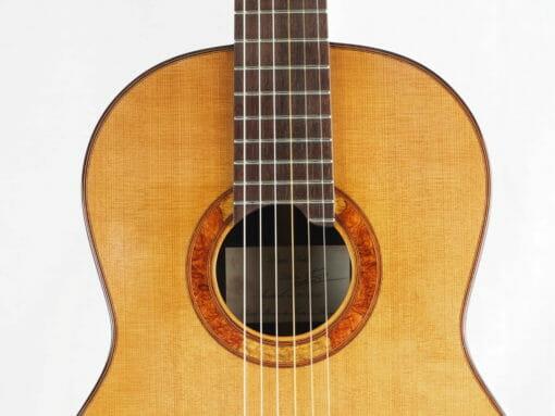 Guitare classique luthier Régis Sala Australe n°31 217SAL013-07