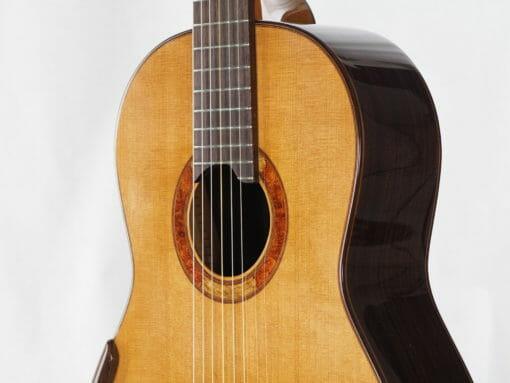 Guitare classique luthier Régis Sala Australe n°31 217SAL013-02