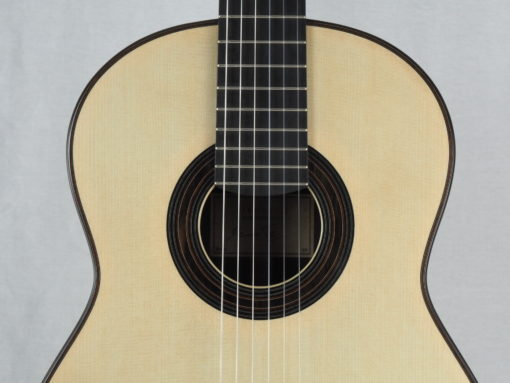 luthier Dennis Tolz double-table Guitare classique www.guitare-classique-concert.fr 19TOL019-05